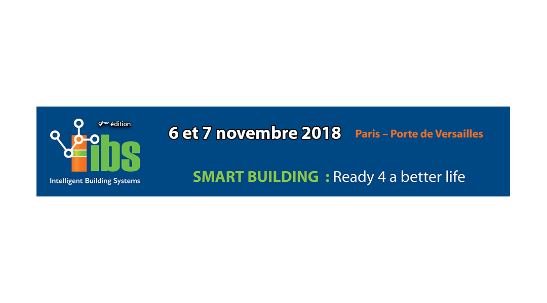 IBS 2018 (Intelligent Building Systems)